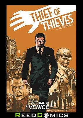 THIEF OF THIEVES VOLUME 3 VENICE GRAPHIC NOVEL New Paperback Collects #14-19