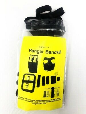 Ranger Bands 80 Small Made in the USA from EPDM Rubber Heavy Duty Survival Gear