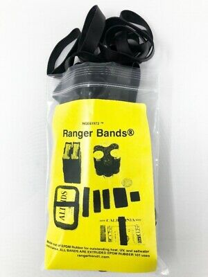 Ranger Bands 70 Mixed Made in the USA from EPDM Rubber Heavy Duty Survival Gear