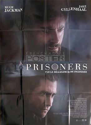 Prisoners - Jackman / Gyllenhaal / Bello - Original Large French Movie Poster