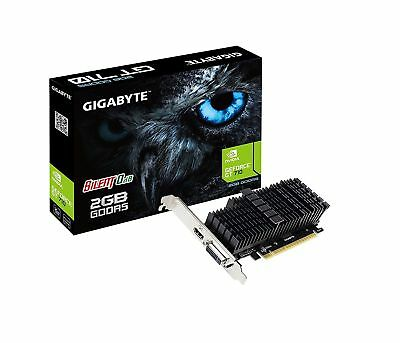 MSI nVidia GeForce GT 710 2GB DDR3 Graphics Card HDMI DVI VGA D-SUB Low Profile