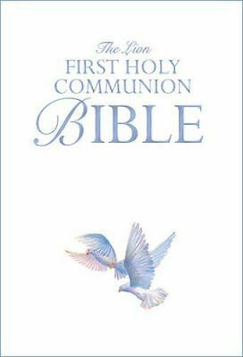 The Lion First Holy Communion Childrens Bible