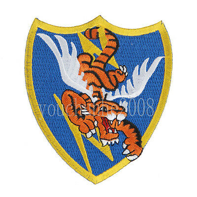Wwii Us Air Force Flying Tigers Avg Badge Patch-33698