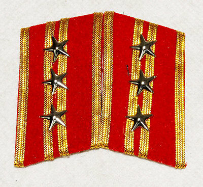 Wwii Imperial Japanese Army Colonel Collar Tabs -31695