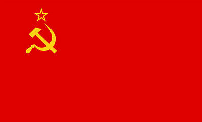 Wwii Soviet Ussr Russia Country Banner Flag 90X150Cm -33252