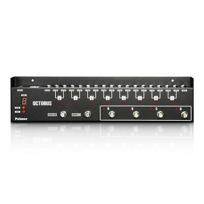 Palmer Audio Tools OCTOBUS 8-channel Programmable Loop Switcher