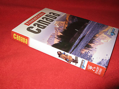 Insight GUIDES CANADA - Discovery Channel. COMPREHENSIVE  Travel resource UNread