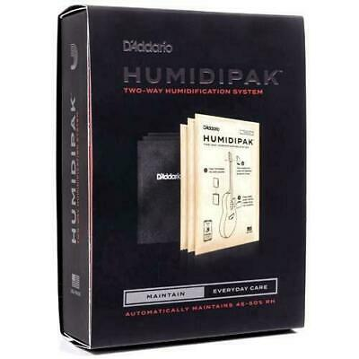 Planet Waves Humidipak - Guitar Humidity Control System.PW-HPK01. Simple to use.
