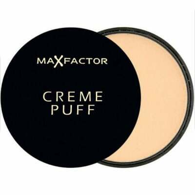 Max Factor Creme Puff Compact Face Powder - Choose Your Shade