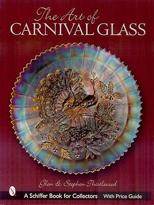 The Art of Carnival Glass - 665 color photos