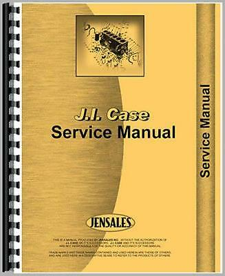 New Case 2090 Tractor Service Manual