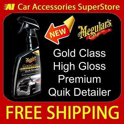 Meguiars Gold Class High Gloss Quick Detailer New G7616
