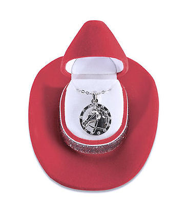 Jaycee Horse & Western Gifts Jewellery Jewelry Horse Necklace Gift Boxed