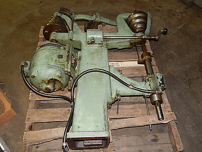 Edlund 1 HP Drill Press Spindle From Model 3B-12