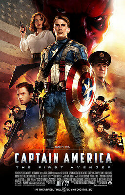 Captain America (Blu-Ray) Marvel Avengers Vendicatori MARVEL