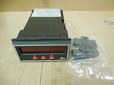 Red Lion Digital Counter/Meter IMP23107 4-20mA 115 VAC Used