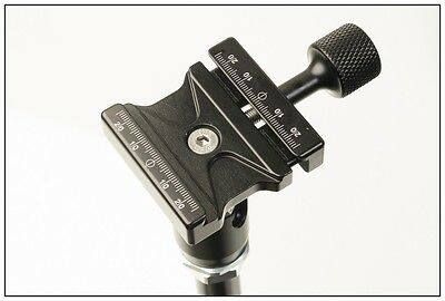 Arca swiss type clamp 4 Manfrotto 244 Variable Friction Magic Arm - Kirk RRS