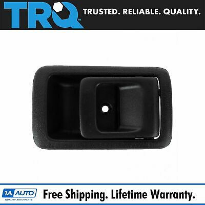 Door Handle Inside Interior Black RH Passenger Side for Tercel 4Runner Tacoma