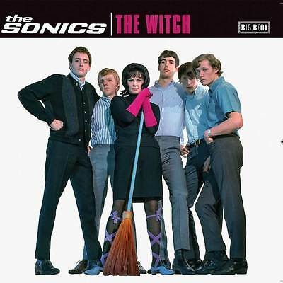 """Sonics, The - The Witch Ep 7"""""""