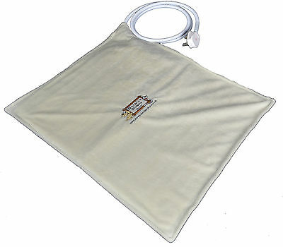 pet dog puppy heated vinyl heat pad bed Small Size & 1 Spare Cover whelping box
