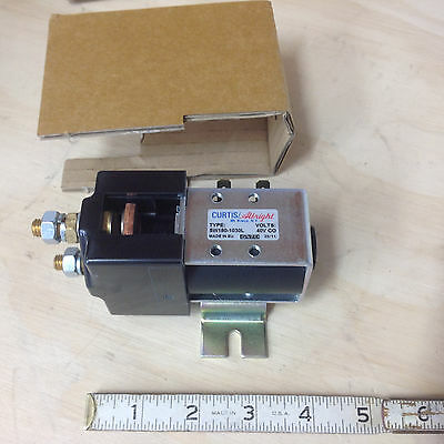 NEW  Curtis Albright SW180-1030L, DC Contactor 40V CO, Heavy Duty .
