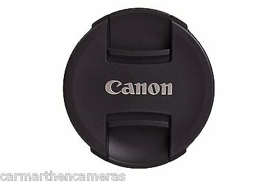 Canon E-72II 72mm Lens Cap for Canon EF Lenses