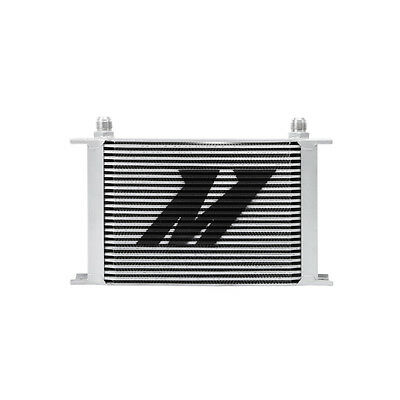 Mishimoto Universal 25 Row Oil Cooler - Silver