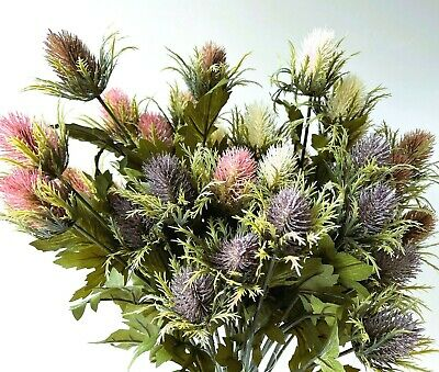 1 x LATEX REAL TOUCH CYMBIDIUM ORCHID ORCHIDS FAKE WEDDING ARTIFICIAL FLOWERS