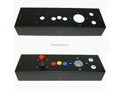 Multicade Control Panel w/ 3 IN trackball hole for Pacman Galaga Arcades +More