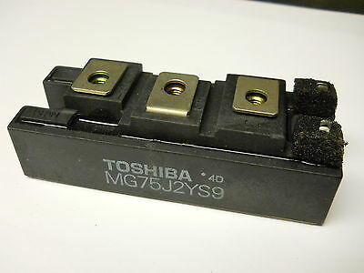 Toshiba Mg75J2Ys9 Power Module  New Condition / No Box