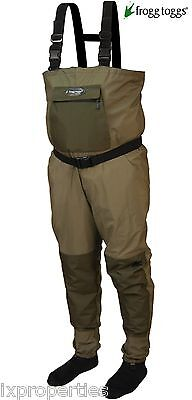 ****FREE SHIPPING**** Frogg Toggs™ Hellbender™ Breathable Waders (Mens) 2711125