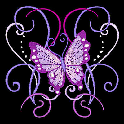 Exotic Flutterbys - 30 Machine Embroidery Designs (Azeb)