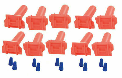 In-Ground Waterproof Splice Connector  Dog Fence Boundary Wire 8 Pack + 2 FREE