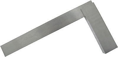 "Solid Steel Engineers Square Polished Blade 2"" 4"" 6"" 9"" 12"" New Great Value!"