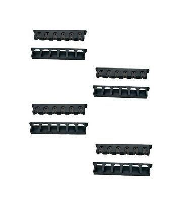 4 x Berkley Vertical Fishing Rod Racks-Neatly & Securely Stores 6 Fishing Rods