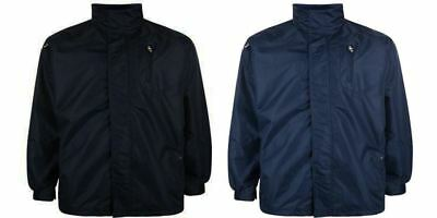Kam Water Proof And Breathable Light Weight Rain Jacket In Size 2Xl-8Xl,2 Colors