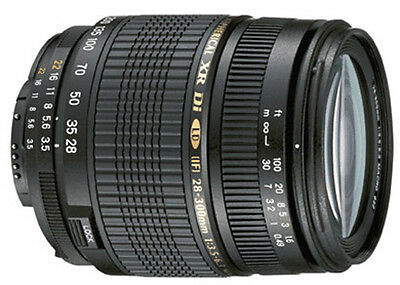 Tamron AF 28-300mm f/3.5-6.3 XR Di LD Aspherical IF Macro Lens For Canon