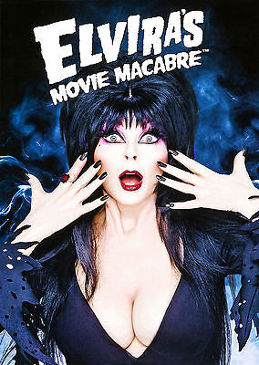 Elvira's Movie Macabre (2010-) - A1/A2 Poster **BUY ANY 2 AND GET 1 FREE OFFER**