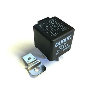 MONARK 12 v//20 a//30 a Mini Change-over relay with switch off Diode