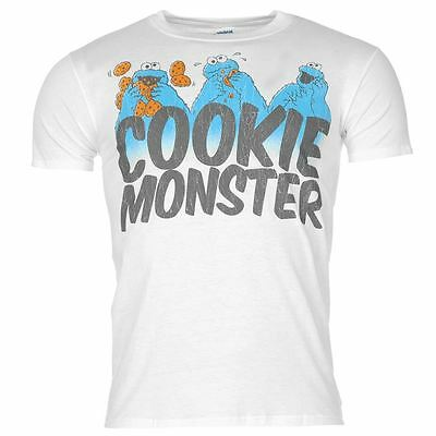 Sesame Street - Muppets - Cookie Monster - Mens / unisex t shirts