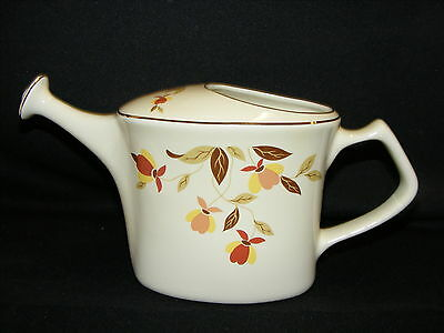 Hall Autumn Leaf Jewel T Nalcc 1996 Watering Can Limited Ed