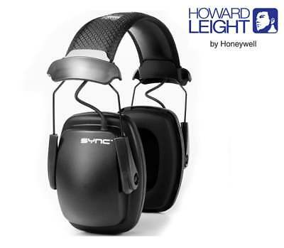 Howard Leight Sync Stereo Earmuff (FREE UK P&P)