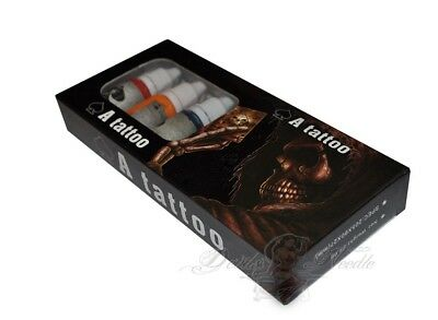 7 Bottles of Colour Tattoo Ink Kit/Set  (15ml)  UK Seller!! (DNIN00499)