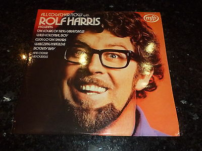 ROLF HARRIS - All Together Now With ROLF HARRIS - 1965 UK 12-track LP