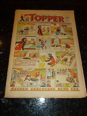 THE TOPPER Comic - Issue No 370 - Date 05/03/1960 - UK Paper Comic