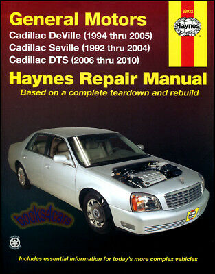 cadillac cts shop manual service repair book haynes workshop guide rh picclick com Haynes Manual Pictures Back Haynes Manual for Quads