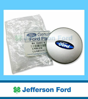 New Genuine Ford Au Ba Bf Fg Falcon Sedan / Ute Alloy Wheel Centre Cap