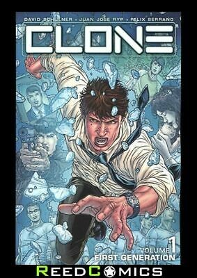 CLONE VOLUME 1 GRAPHIC NOVEL New Paperback Collects Issues #1-5 by IMAGE Comics
