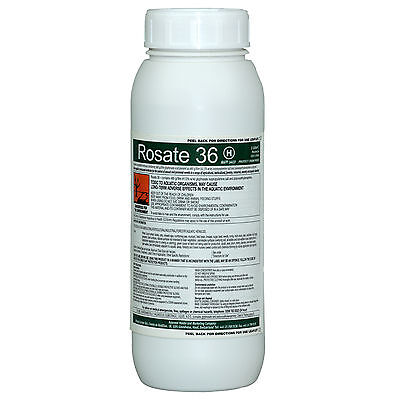 Rosate 36  Professional strength Glyphosate 1 litre