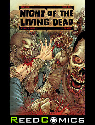 NIGHT OF THE LIVING DEAD AFTERMATH VOLUME 2 GRAPHIC NOVEL New Paperback #7-12